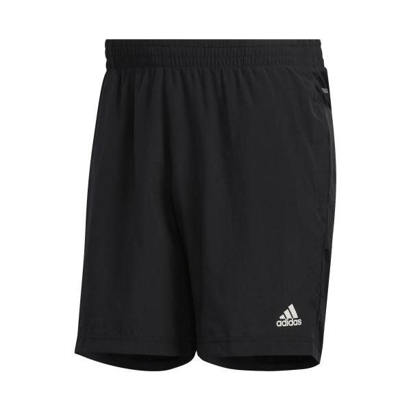 Adidas Run It 3-Stripes Pb Shorts Black