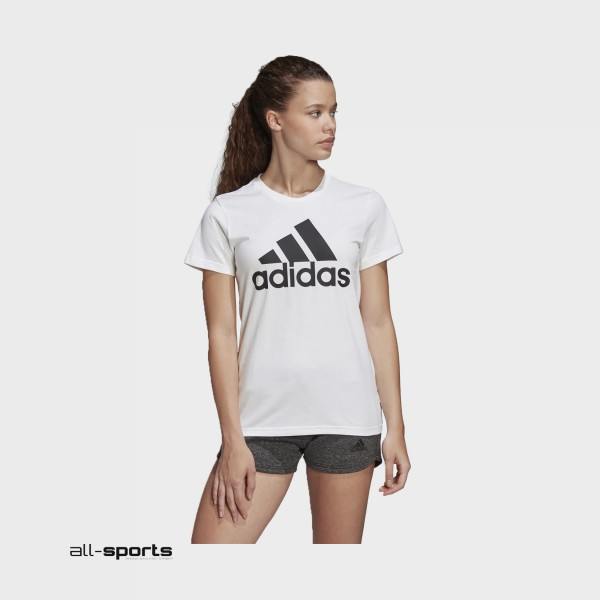 Adidas Badge Of Sport Must Have Tee White