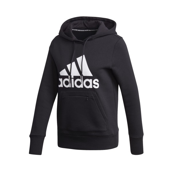 Adidas Badge Of Sports Fleece Hoodie Black