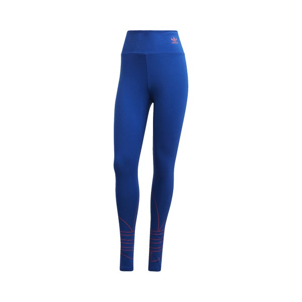 Adidas Adicolor Largo Logο Tights Blue