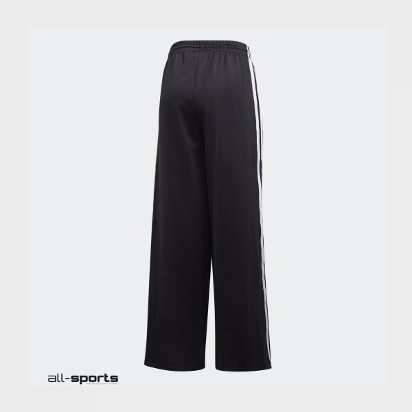 Adidas Originals Primeblue Relaxed Wide Leg Pants Black