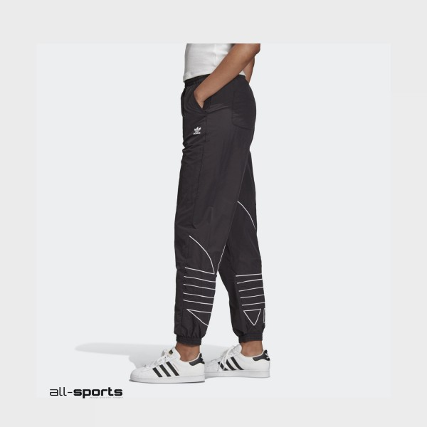 Adidas Originals Large Logo Track Black