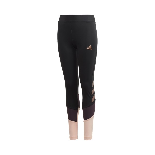 Adidas The Future Today Aeroready Tights Black - Pink