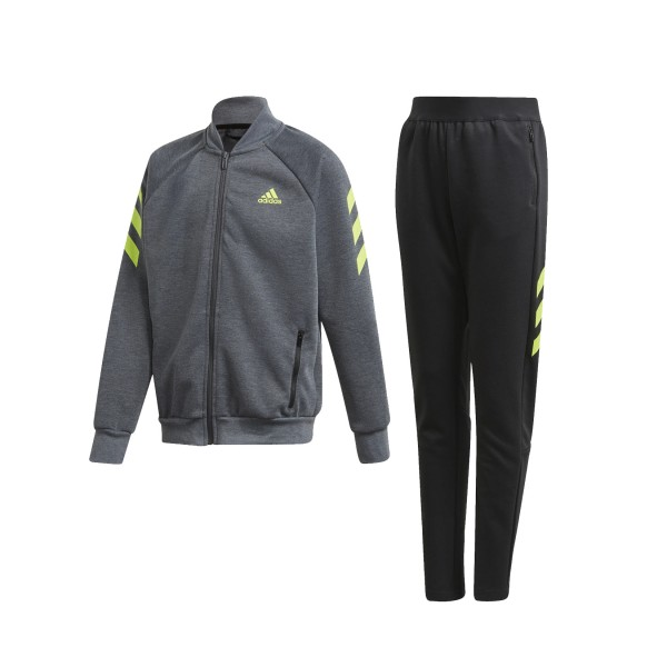 Adidas XFG Track Suit Grey - Black