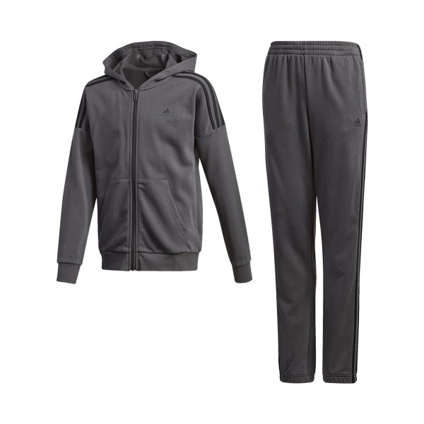 Adidas Performance JB Cotton Track Suit Grey