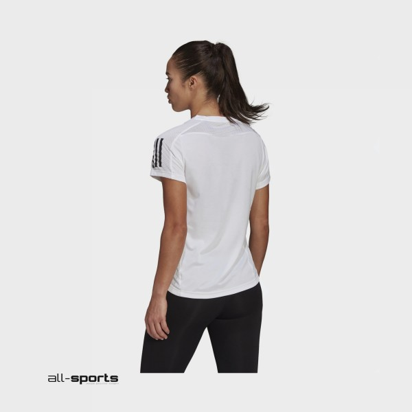 Adidas Own The Run Tee White