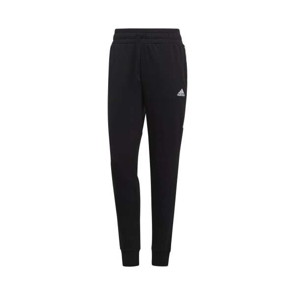 Adidas Essential Cut 3-Stripes Pants Black