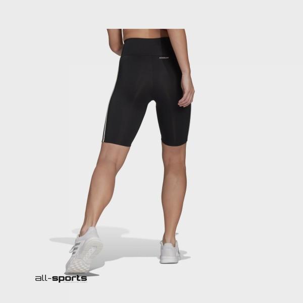 Adidas Designed To Move High Rise Black