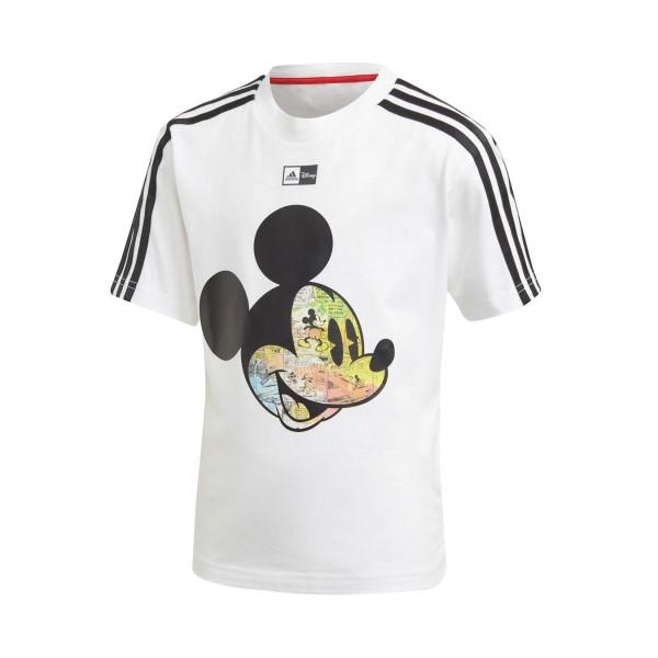 Adidas Disney Mickey Mouse Tee White