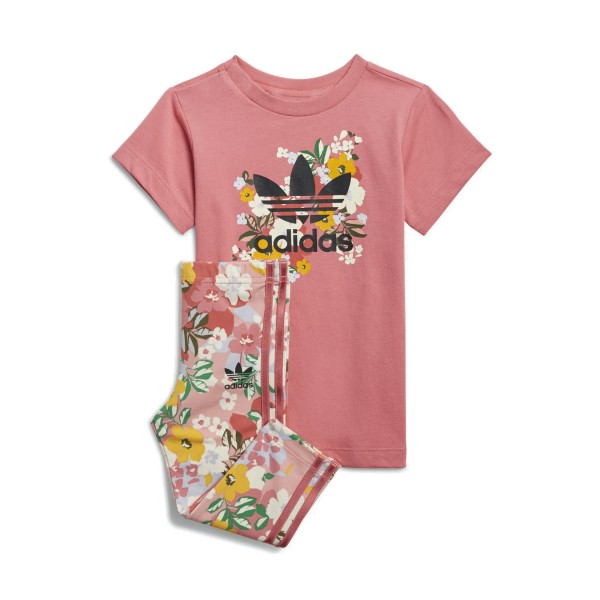 Adidas Originals Her Studio London Tee Dress Set Multicolor