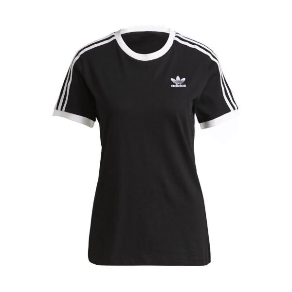 Adidas Originals Adicolor Classic 3-Stripes Tee Black