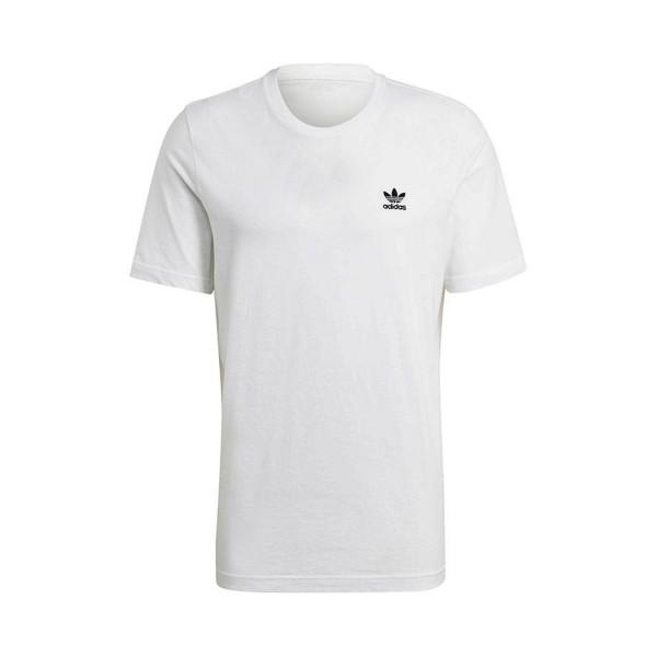 Adidas Originals Loungewear Adicolor Essentials Trefoil Tee White