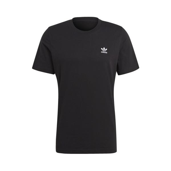 Adidas Originals Loungewear Adicolor Essentials Trefoil Tee Black