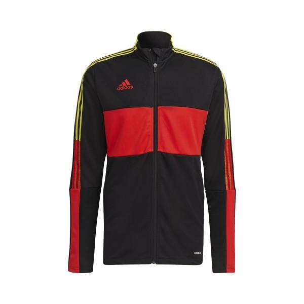 Adidas Tiro Track Jacket Black