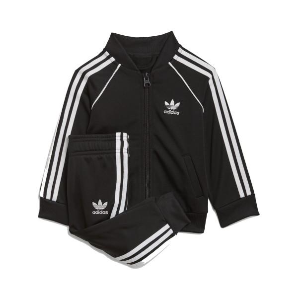 Adidas Originals Adicolor Superstar Track Suit Inf Black