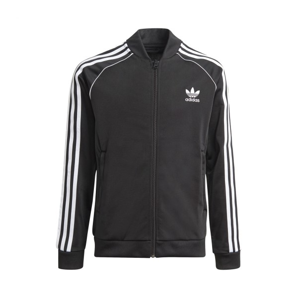 Adidas Originals Adicolor Superstar Track Jacket Black