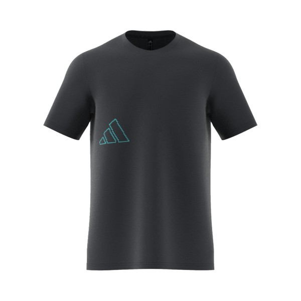 Adidas Connected Through Sport Graphic Carbon