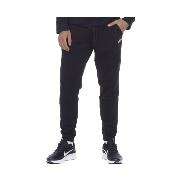 Body Action Jogger Sweatpants Fleece Black