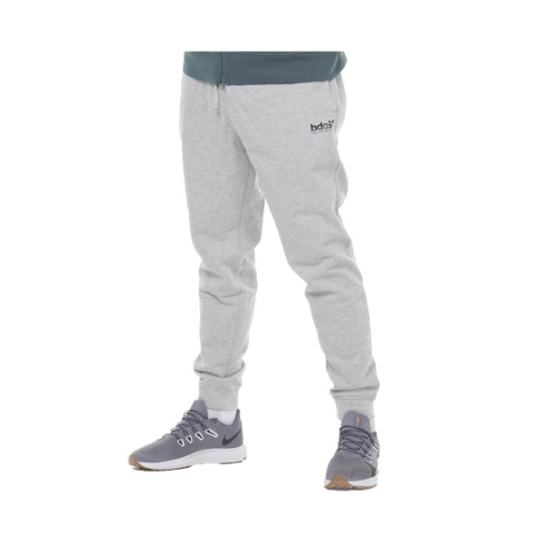 Body Action Jogger Sweatpants Fleece Grey