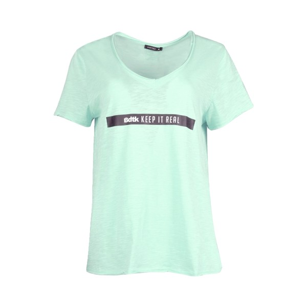 Body Talk T-Shirt Real Mint