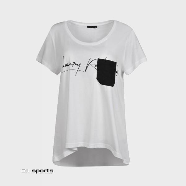 BodyTalk T-Shirt Luxury Redefined White