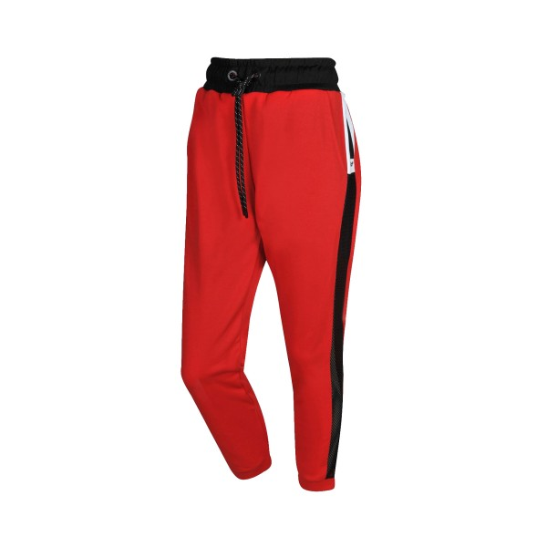 BodyTalk Loose Luxury Redefined Pants Red