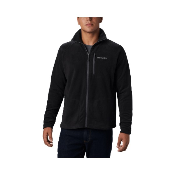 Columbia Fast Trek II Full Zip Fleece Black