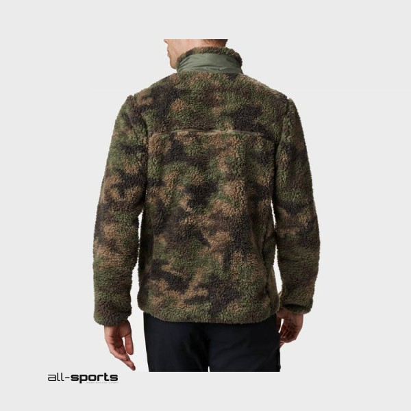 Columbia Winter Pass Print Fleece Khaki