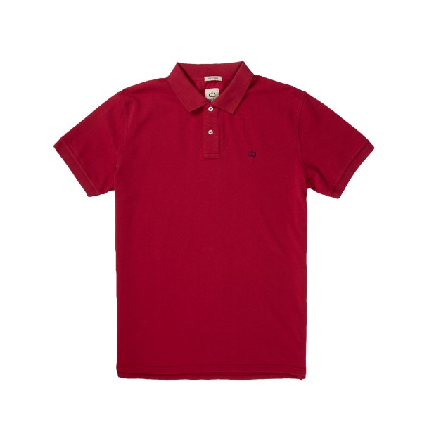 Emerson Polo Shirt Bourdeaux