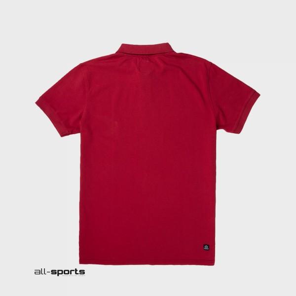 Emerson Polo Shirt Bourdeaux
