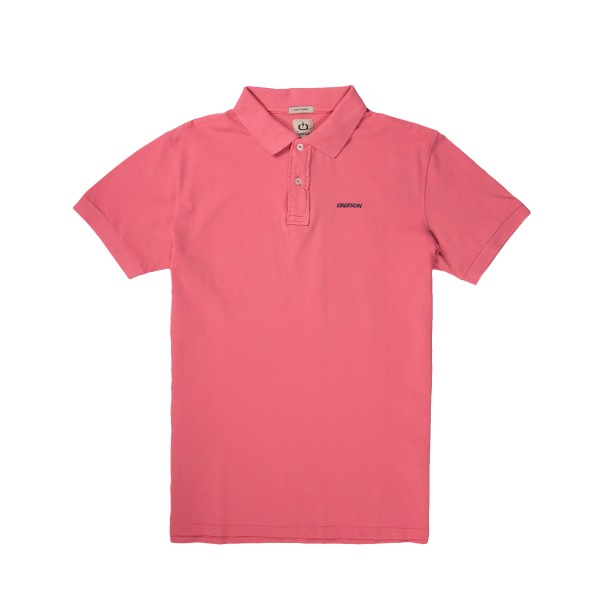 Emerson Polo Shirt Pink