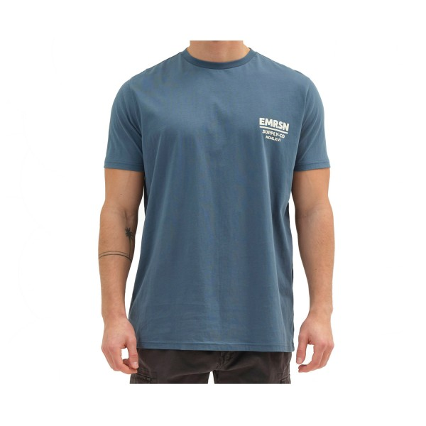 Emerson T-Shirt Teal Green