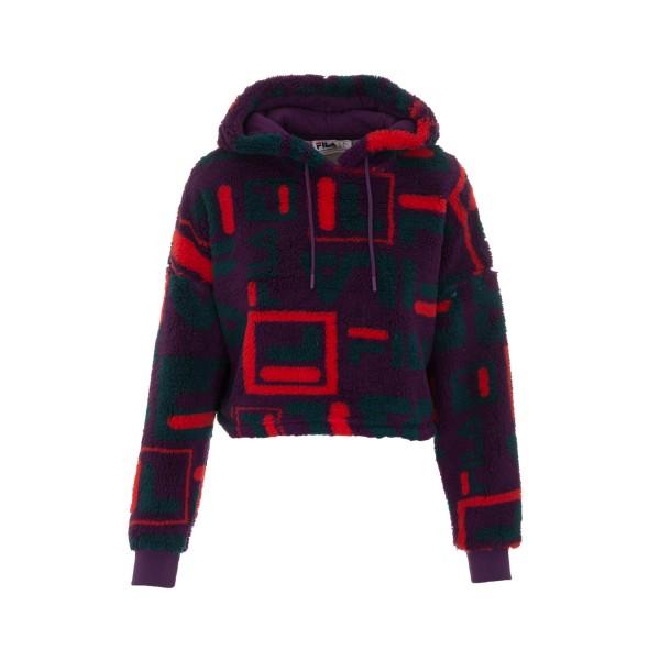 Fila Arya Hoodie Fleece Multicolor