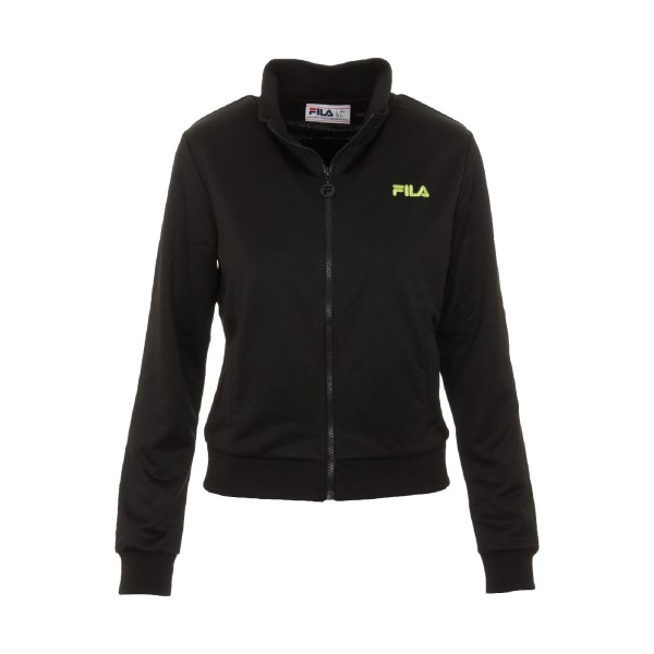 Fila Roopam Zip Jacket Black