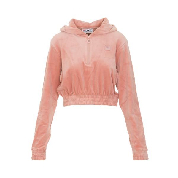 Fila Aaral Zip Hoodie Jacket Pink