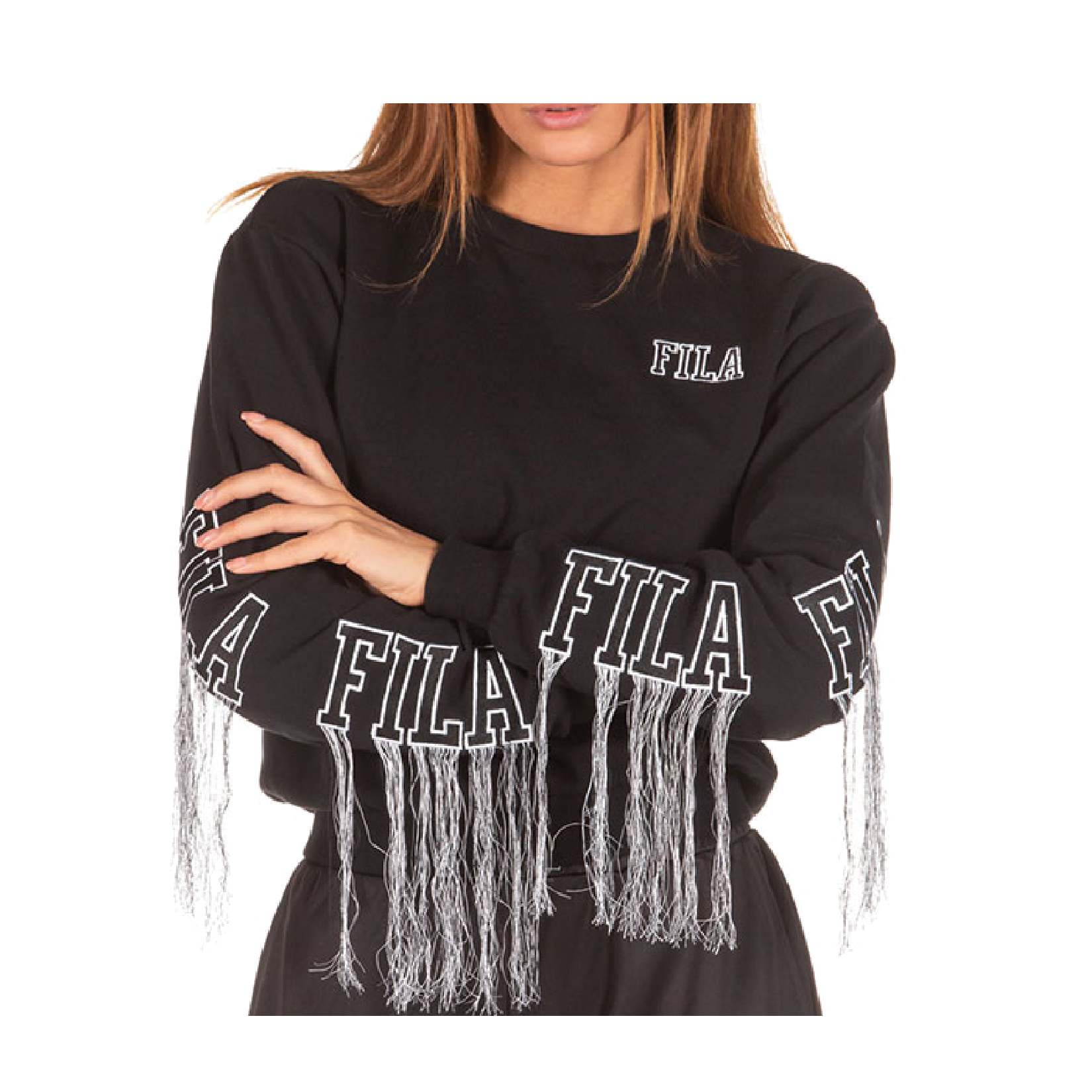 Fila Tenshi Sweater Black