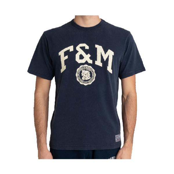 Franklin & Marshall Logo Blue