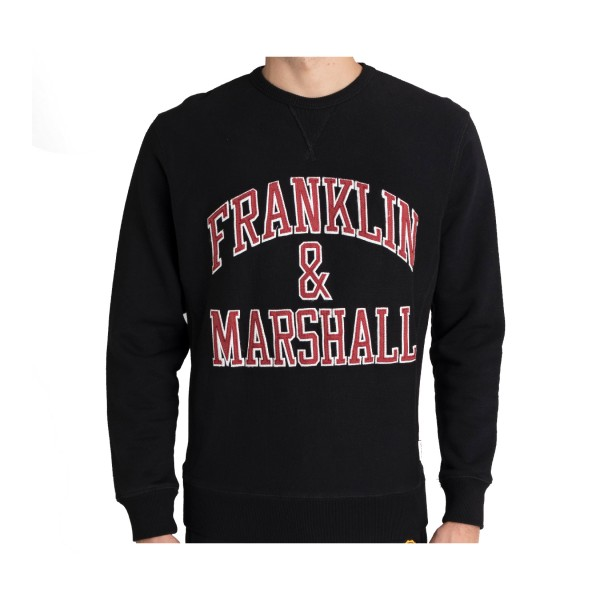 Franklin & Marshall Patched Logo Black