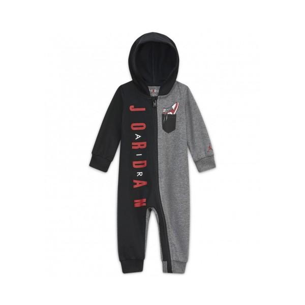 Jordan Air Full-Zip Coverall Black