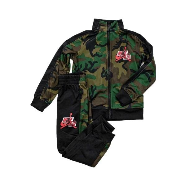 Jordan Jumpman Kids Classics III Suit Camo - Black