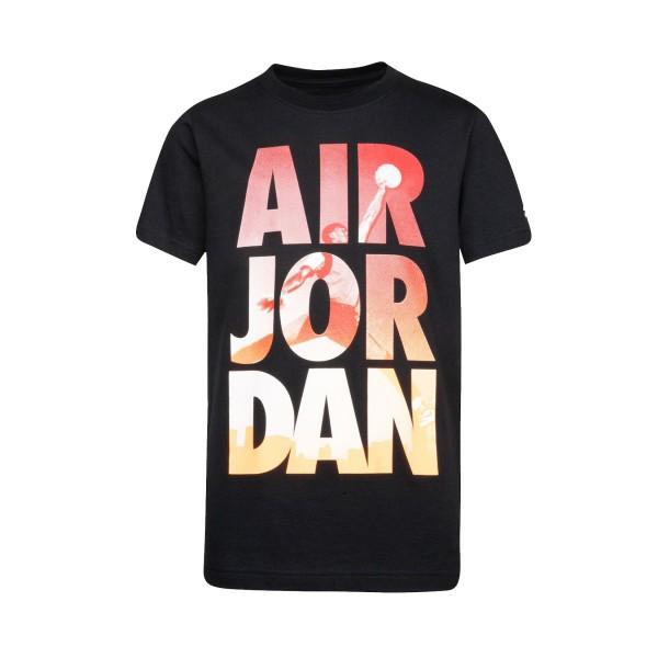 Jordan Dunk Fade Tee Black
