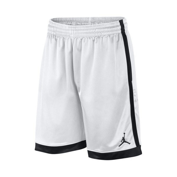 Jordan Jumpman Shimmer Shorts White