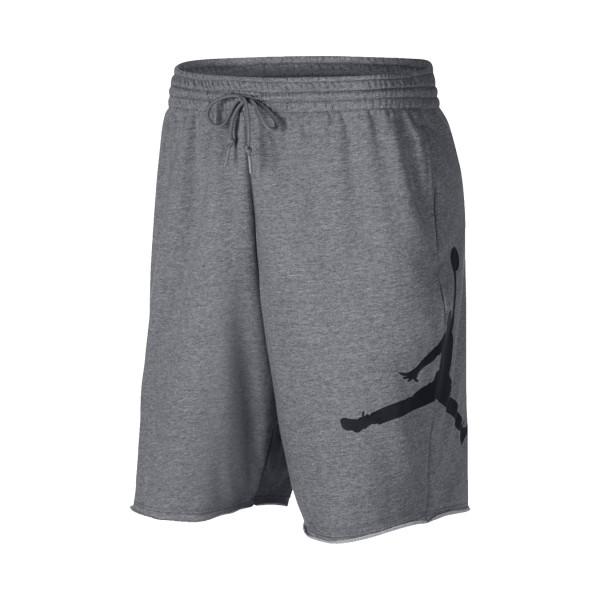 Jordan Sportswear Jumpman Fleece Short Grey