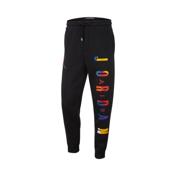 Jordan DNA Loggo Pants Black