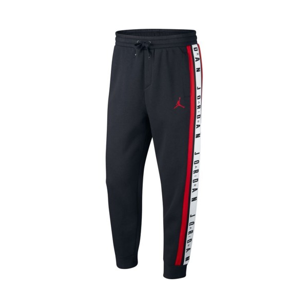 Jordan Air Fleece Pants Black