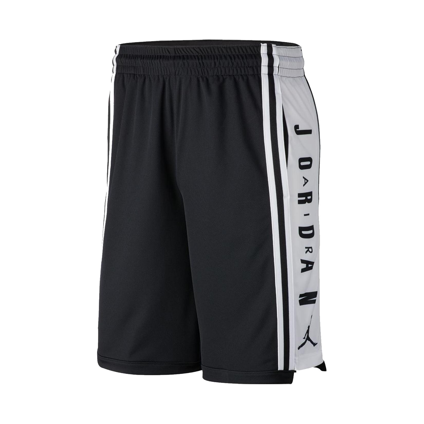 Jordan HBR Basketball Short Black