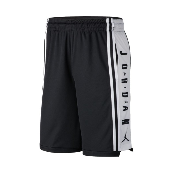 Jordan HBR Basketball Short Black