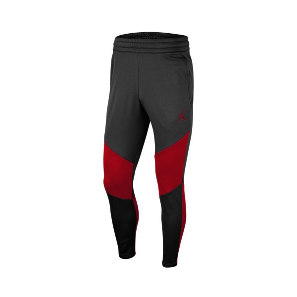 Jordan 23 Alpha Therma Pants Black - Red