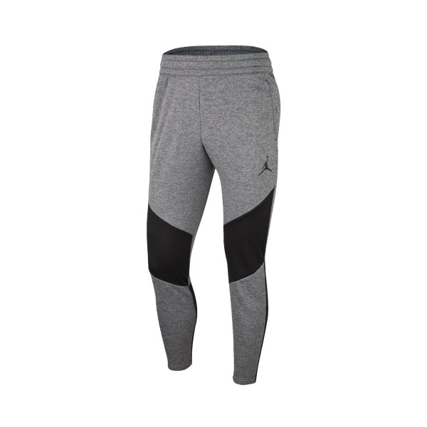 Jordan 23 Alpha Therma Pants Grey - Black