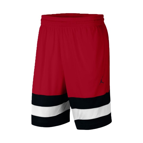 Jordan Jumpman Basketball Short Red
